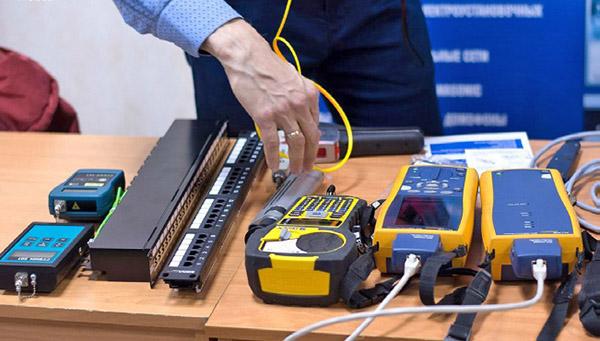 На 3-м Межрегиональном ИТ-форуме были представлены образцы современного оборудования