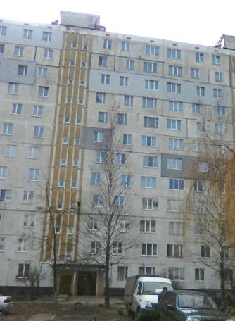 Дом в микрорайоне Московский, 47, до ремонта