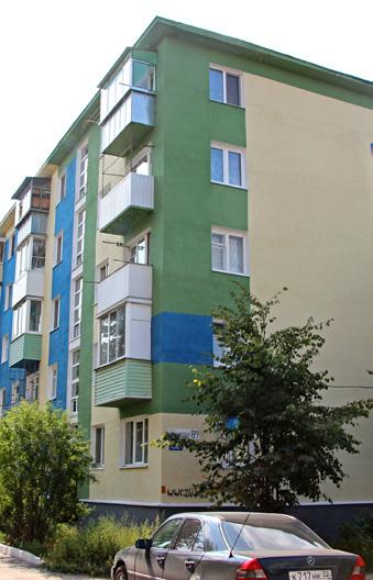 Дом по ул. Новосоветская, 89, после ремонта