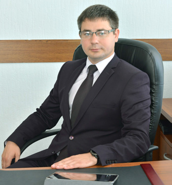 Директор департамента экономического развития Брянской области Михаил Ерохин