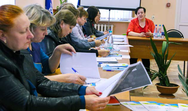 Тренинг по программе обучения АО «Корпорация МСП» на тему  «Консультационная поддержка», пгт Клетня