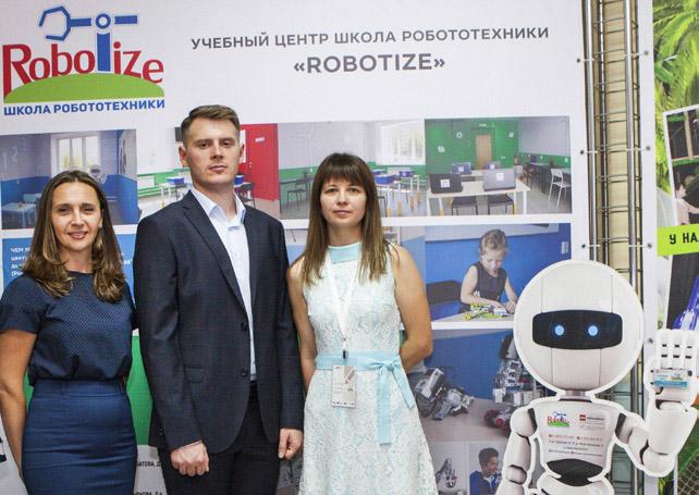 Школа Robotize воспитывает будущих инженеров